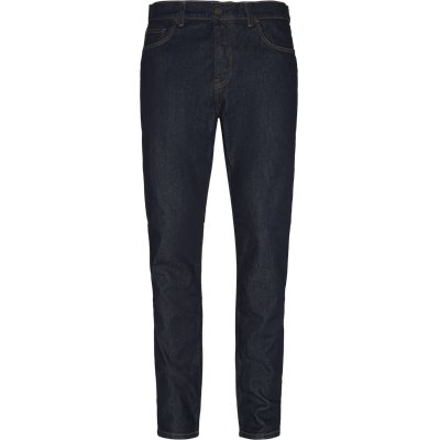 Tapered fit | Jeans | Blå